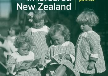 New Book: Growing a Kindergarten Movement in Aotearoa New Zealand by Helen May & Kerry Bethell